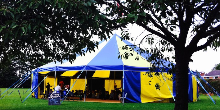 Big Top Hire & Big Top Hire | Circus Sensible